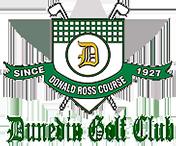 Dunedin Golf Club Logo