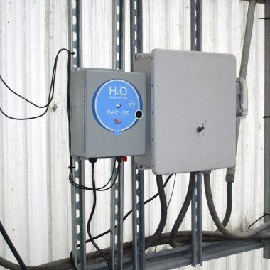 installed H2O Elite Labs EWC