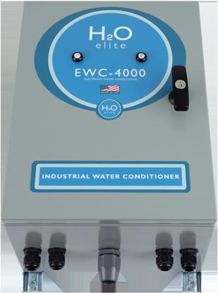 closeup of H2O Elite Labs EWC